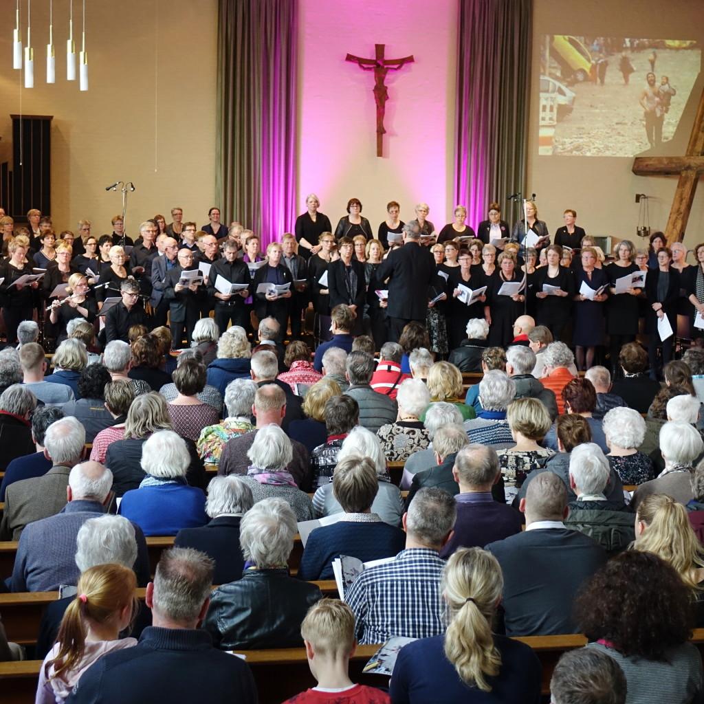 1500 Volle Kerk